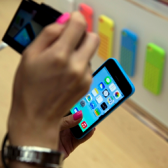 Verkoop iPhone 5C valt tegen in China en india